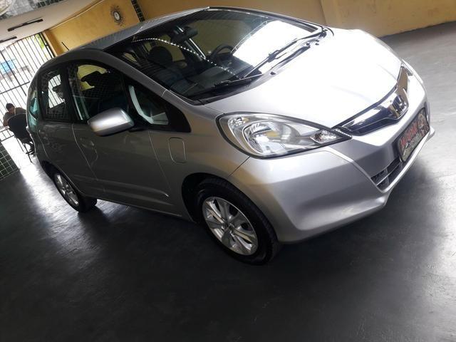 Honda fit 1.5 aut IPVA 2020 pago 2013!!8mil!! - Foto 2