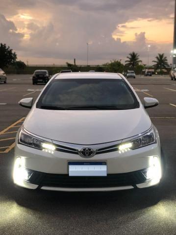 Corolla Xei Blindado 2019