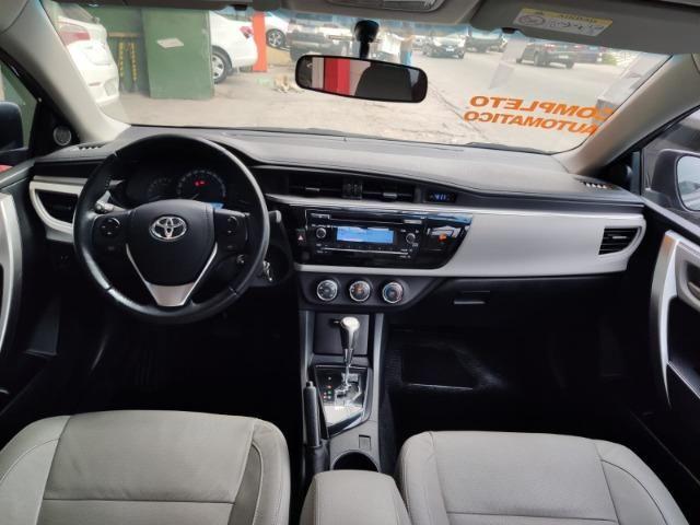 Corolla GLI 1.8 Automático - 2017 - Foto 7