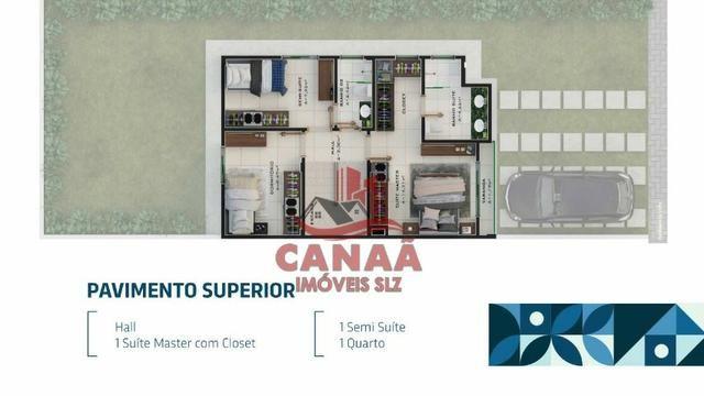 O Sonho do Novo Lar | Casas Duplex c/ 3 qtos | Acabamento no Porcelanato - Foto 11