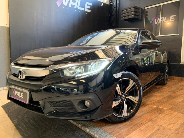 Civic EXL 2.0 com Revisões na Honda + Pneus Michelin - Foto 7