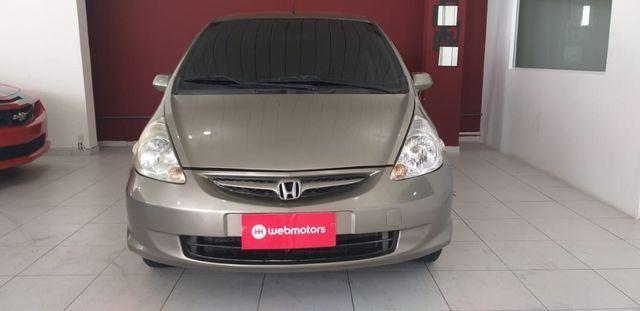 Honda Fit Lxl completo 2008 com Gnv Financio em até 60x - Foto 2