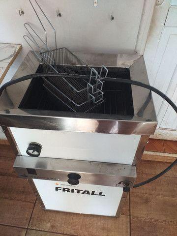 Fritadeira 30 ltrs água e oleo - Foto 3