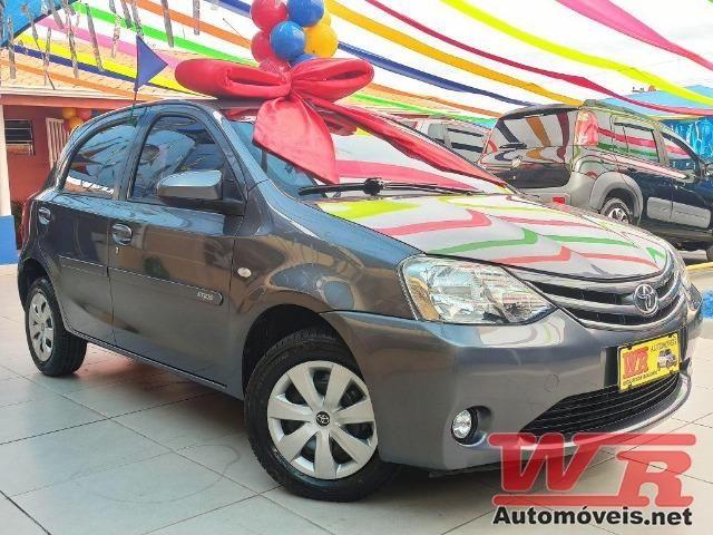 Toyota Etios Hatch Xs 1.5 Flex Completo, Maravilhoso - Foto 2