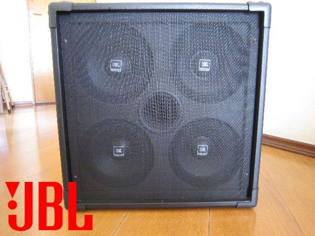 """Caixa para baixo 4x8"""" - Falantes JBL Novos. 560W"""