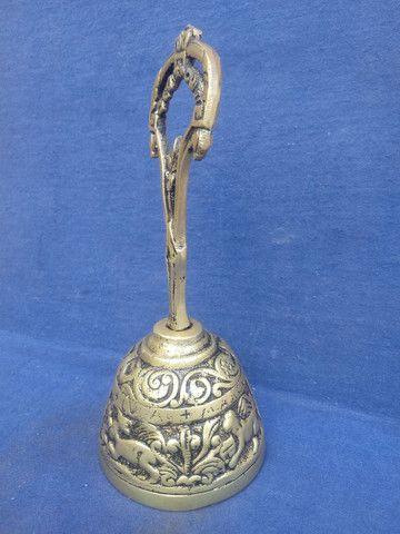 Sineta de bronze - Foto 2