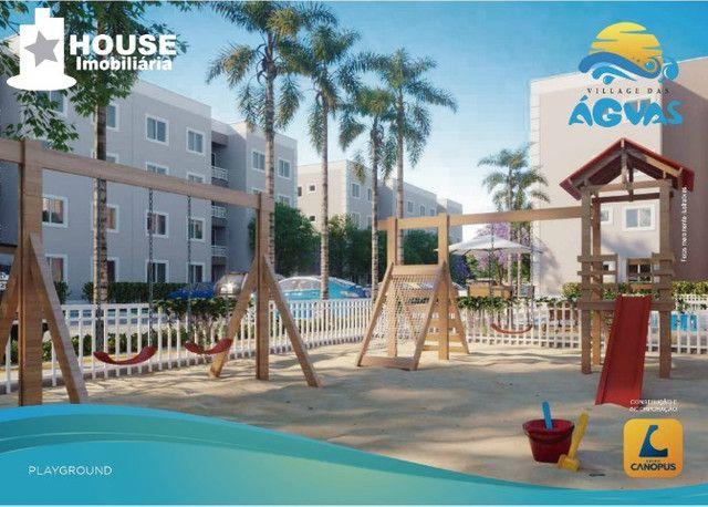 78: Apartamentos com 2 dormitórios// forquilha//_no village das Águas//_ - Foto 7