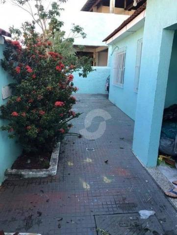 Casa com 3 dormitórios à venda, 56 m² por R$ 200.000,00 - Mutuá - São Gonçalo/RJ - Foto 13