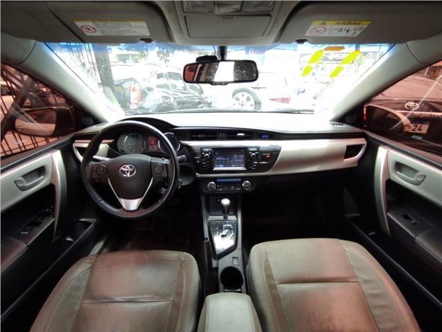 Toyota Corolla 2.0 xei 16v flex 4p automático - Foto 9