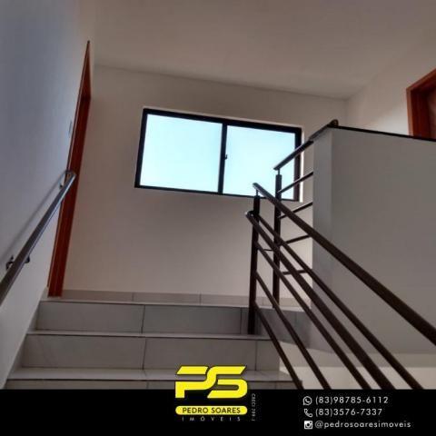 Apartamento com 2 dormitórios a partir de, 56 m² por R$ 140.000 - Cristo Redentor - João P - Foto 10