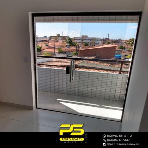 Apartamento com 2 dormitórios a partir de, 56 m² por R$ 140.000 - Cristo Redentor - João P - Foto 9