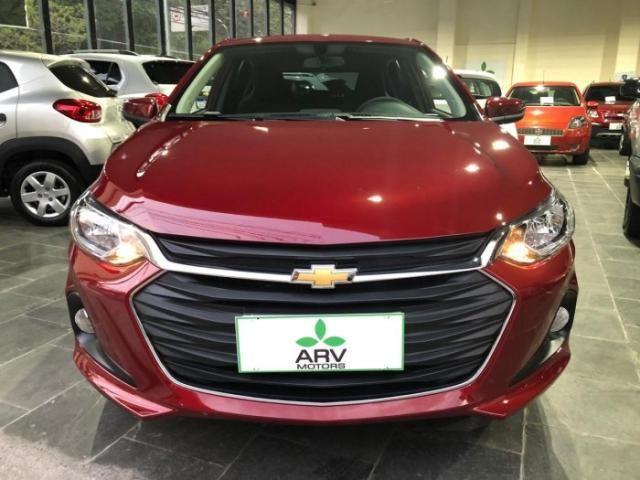 Chevrolet onix 2020 1.0 turbo flex ltz automatico - Foto 2