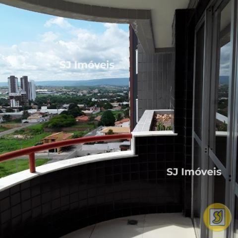 Apartamento para alugar com 3 dormitórios em Lagoa seca, Juazeiro do norte cod:50573 - Foto 10
