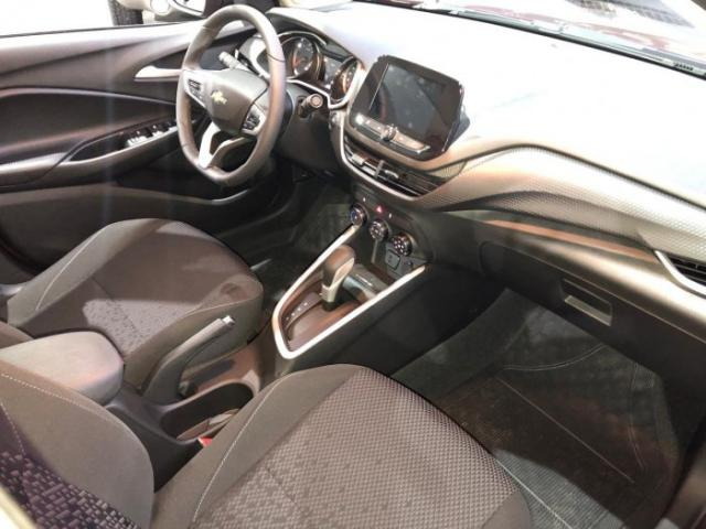 Chevrolet onix 2020 1.0 turbo flex ltz automatico - Foto 9