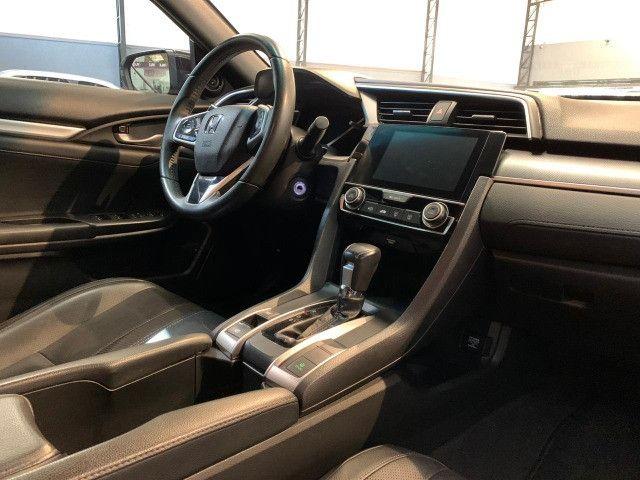 Civic EXL 2.0 com Revisões na Honda + Pneus Michelin - Foto 9