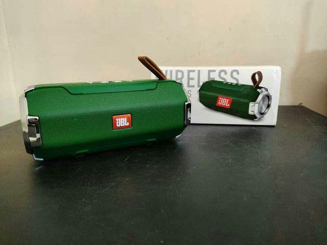 Caixa de som rep. JBL SLC-098 15w<br>2h de autonomia