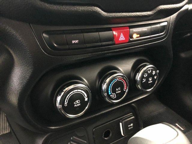 Jeep Renegade 1,8 Automático 2018 * Verdadeira Máquina * - Foto 7