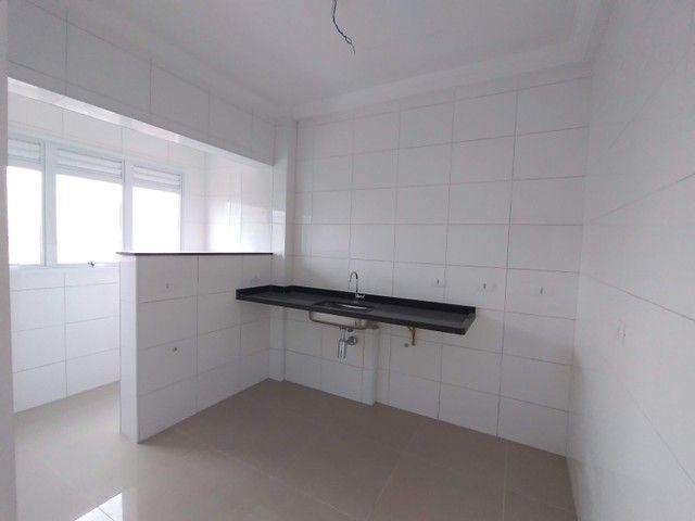 Apartamento à venda com 2 dormitórios em Campo grande, Santos cod:212656 - Foto 2