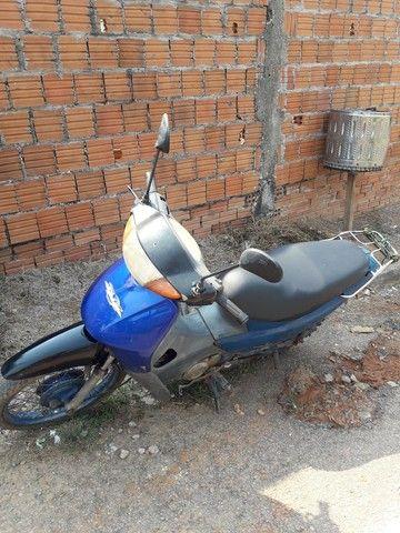 Moto Biz 100 Ano 2001 - Foto 3