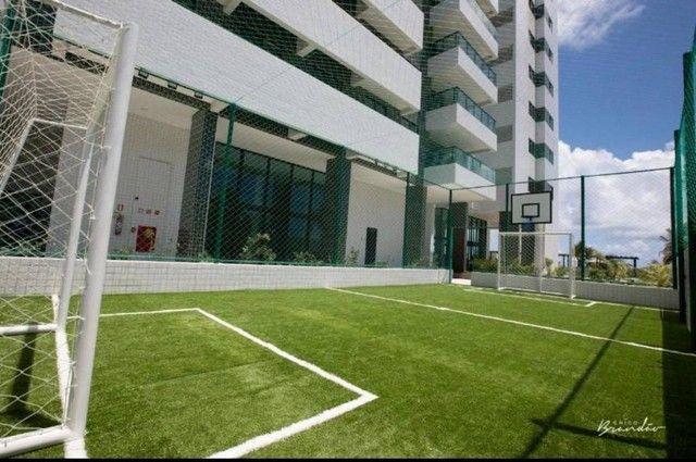 Apartamento para venda possui 114 metros quadrados com 3 quartos em Guaxuma - Maceió - Ala - Foto 14