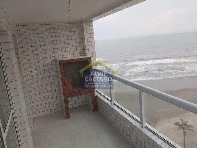 Apartamento 1 dorm Prédio Frente Mar Financia!!