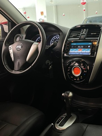 Nissan Versa SL 2017 - Foto 7
