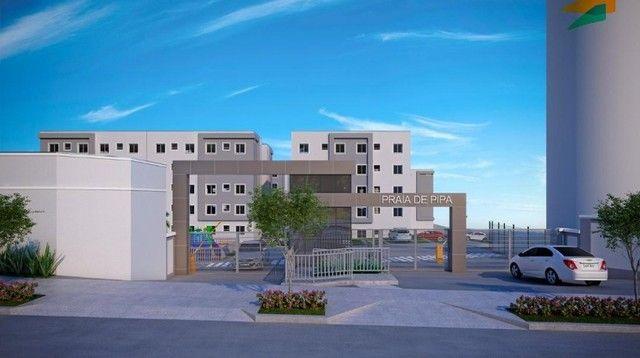 Apartamento em Ponta Negra - 2/4 - Para Nov21 - Praia de Pipa - Doc Grátis - Últimas Unid - Foto 8