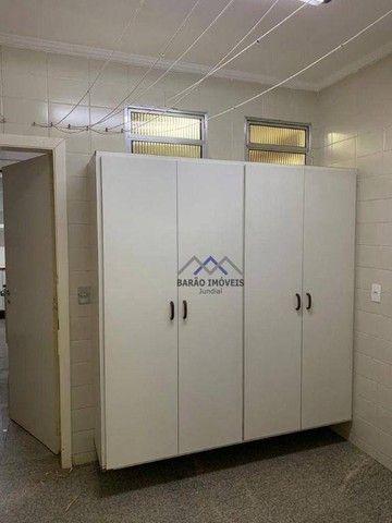 Apartamento com 4 dormitórios para alugar, 215 m² por R$ 3.500,00/mês - Centro - Jundiaí/S - Foto 14