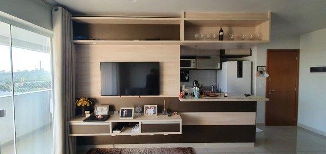 apartamento de 3 qts com escaninho, armários, porcelanato, condomínio reserva da amazônia - Foto 15