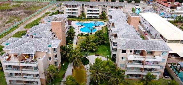 Apartamento para alugueo temporada na praia do Cumbuco  ce a metros do mar com  104 m2 e 3 - Foto 9