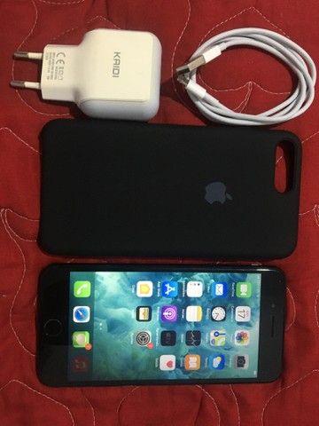 iPhone 7 Plus *Impecavel 32 gigas tudo ok Desbloqueado  - Foto 2