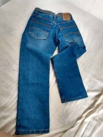 Calça jeans infantil. - Foto 2