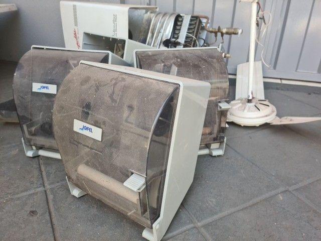 Papeleiras e ventilador de teto  - Foto 2