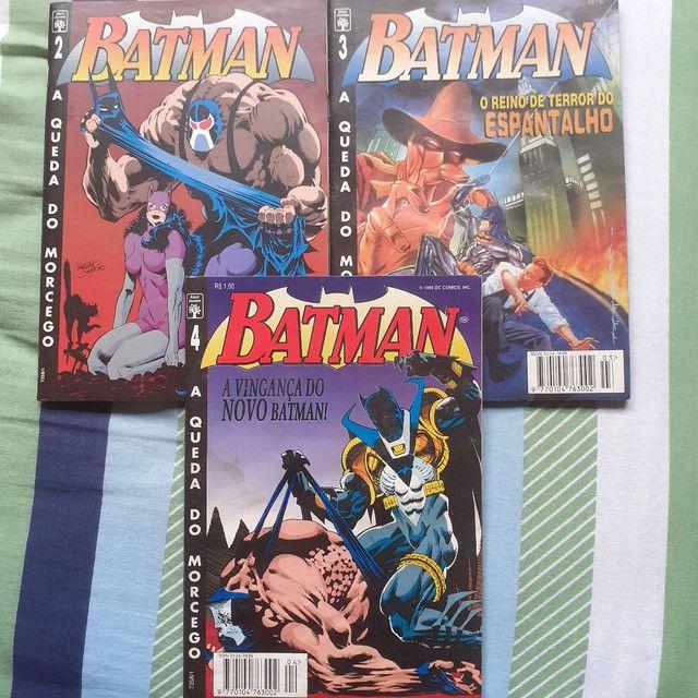 Batman SAGA A QUEDA DO MORCEGO