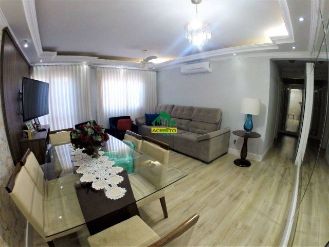 Apartamento com 3 quartos, 80 m², à venda por R$ 250.000