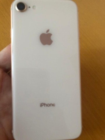 IPhone 8 Branco, perfeito!  - Foto 2