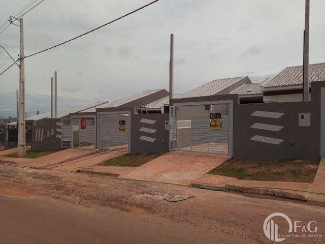 Casa à venda com 2 dormitórios em Cará-cará, Ponta grossa cod:670521.001 - Foto 15