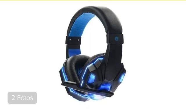 Headset Sy830mv Wired Computer Gaming Headphones Over-ear Game