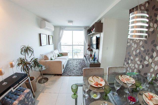 Apartamento na Maraponga com 2 Quartos e lazer completo - Entrada Facilitada - Foto 2