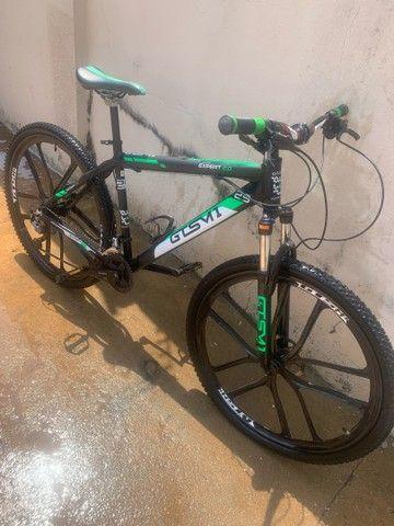 Bicicleta aro 29 grupo shimano