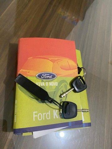 Vendo Ford KA 2012, com ar. RS 19.500,00 Thiago * - Foto 8