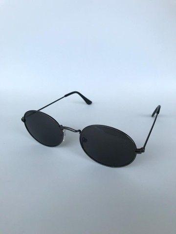Óculos de Sol Ovalado - Foto 5