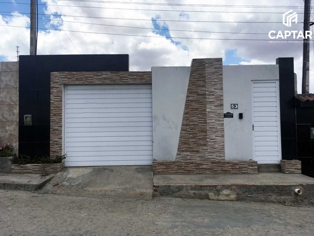 Casa com 2 Quartos (Sendo 1 Suíte) no Bairro Nova Caruaru, Res. Baraúnas
