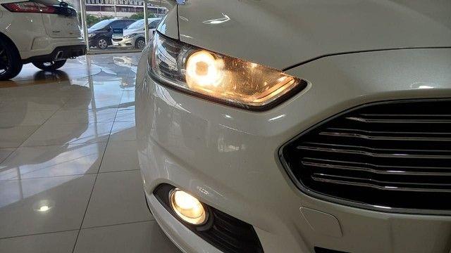 Ford fusion único dono 14/14 teto e couro  - Foto 2