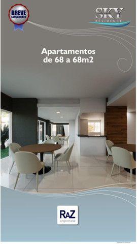 RT85 Lançamento! More no Ilhotas  Apartamento 70m2  03quartos  Zona Sul - Foto 4