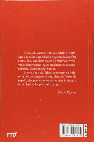 Livro- Um Ano de Histórias- de Marcia Kupstas - Foto 2