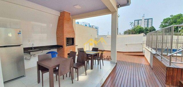 (Vende-se) Monte Olimpo - Apartamento com 3 dormitórios, 121 m² por R$ 650.000 - Olaria -  - Foto 20