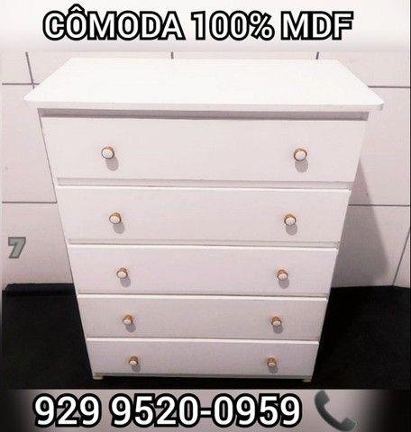comoda 100% mdf a partir 189,99  sapateira >>>> - Foto 3