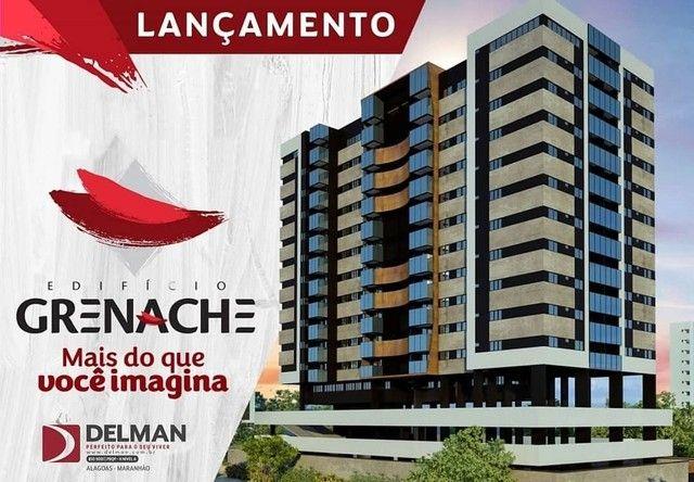 Lançamento na Jatiúca - EDF Grenache - 3/4 sendo um suite - Financiamento direto com a con