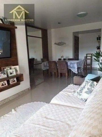 Apartamento Amplo 3 Quartos Ed. Oswalter Mote Cód: 5576 AM